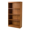 South Shore Axess 4-Shelf Bookcase, Country Pine
