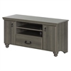 South Shore Noble TV Stand for TVs up to 55'', Gray Maple