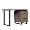 Hopkins Desk, Graphite Oak