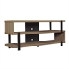 Oak Harbor TV Stand for TVs up to 60 inches, Oyster Walnut