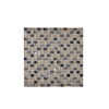 Legion furniture Mosaic Mix With Stone-Sf, Beige, Brown