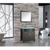 "MTD Vanities Figi 32"" Single Sink Bathroom Vanity Set, Espresso"