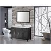 "MTD Vanities Ricca 48"" Single Sink Bathroom Vanity Set, Espresso"