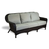 Tortuga Outdoor Lexington Sofa - Tortoise -  Rave Spearmint