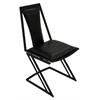 ZZ Side Chair, Black