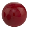 "Bola Poppy Red Sphere/3""D"