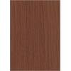 "Essentials Laminate Bookcase, 36""H Cherry Laminate, 1"" thick adj steel reinforced shelves"