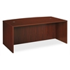 "basyx by HON BL Series Desk Shell | Bow Top | 72""W x 42""D 