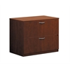 "basyx by HON BL Series Lateral File | 2 Drawers | 35-1/2""W x 22""D x 29""H 