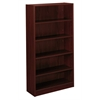 "basyx by HON BL Series Bookcase | 5 Shelves | 32""W x 13-13/16""D x 65-3/16""H 