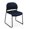 HON GuestStacker High-Density Stacking Chair | Regatta Shell | 4 per Carton