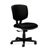 HON Volt Task Chair | Center-Tilt, Tension, Lock | Black Fabric