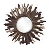 Compass Starburst Mirror