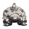 Electroplated Sumo Wrestler - Hands Down