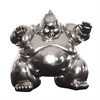 Electroplated Sumo Wrestler - Hands Up