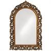 Orleans Antique Gold Mirror