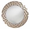 Cartier Silver Leaf Mirror