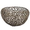 Aluminum Bronze Nest Basket