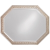 Crete Silver Leaf Mirror