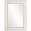Sawyer Wood Plank Rectangle Mirror