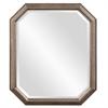 Virginia Octagonal Mirror