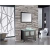 """MTD Vanities Cuba 36"""" Single Sink Bathroom Vanity Set, Espresso"""