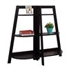 """Bookcase - 48""""H / Cappuccino Accent Etagere"""