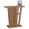 """Accent Table - 32""""L / Walnut Hall Console"""
