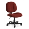 OFM Comfort Series Superchair, Wine