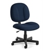 OFM Comfort Series Superchair, Navy