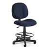 Comfort Series Superchair with Drafting Kit, Navy