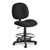 Comfort Series Superchair with Drafting Kit, Black