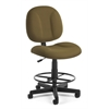 OFM Comfort Series Superchair with Drafting Kit, Taupe
