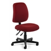 OFM Posture Task Chair, Wine