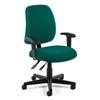 Posture Task Chair with Arms, Teal