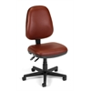 Straton Series Vinyl Task Chair, Wine