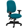 OFM Ergonomic Executive/Computer Task Chair - ComfySeat™, Teal