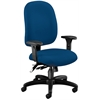 Ergonomic Executive/Computer Task Chair - ComfySeat™, Navy