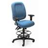OFM Elements Ergonomic Task Chair with Drafting Kit