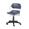 Martisa Series Plastic Task Chair, Navy