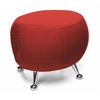 OFM Jupiter Series Stool, Red