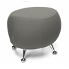 OFM Jupiter Series Stool, Gray