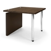 OFM Profile Series End Table, Windswept Bronze