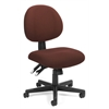 24 Hour Computer Task Chair, Burgundy