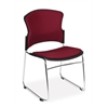 Multi-Use Fabric Seat & Back Stacker, Wine