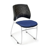 OFM Stars Series Stack Chair, Royal Blue