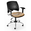 OFM Elements Stars Swivel Chair & Stool, Olympus Shoya