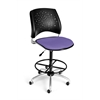 OFM Stars Swivel Stool, Blue