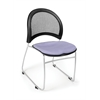 Moon Stack Chair, Blue