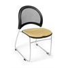 OFM Moon Stack Chair, Golden Flax